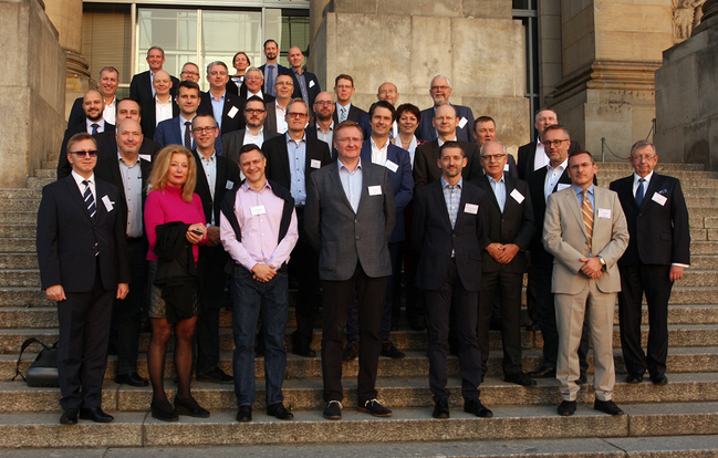 Representatives of FirstNet, European BOS network operators and BDBOS
